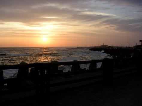 sunsetseaarica